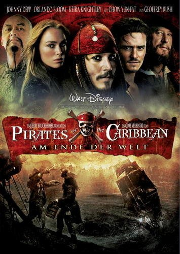 Pirates of the Caribbean - Am Ende der Welt (Teil 3)