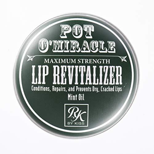 Ruby Kisses Pot O'miracle Lip Revitalizer Maximum Healing, 0.33oz