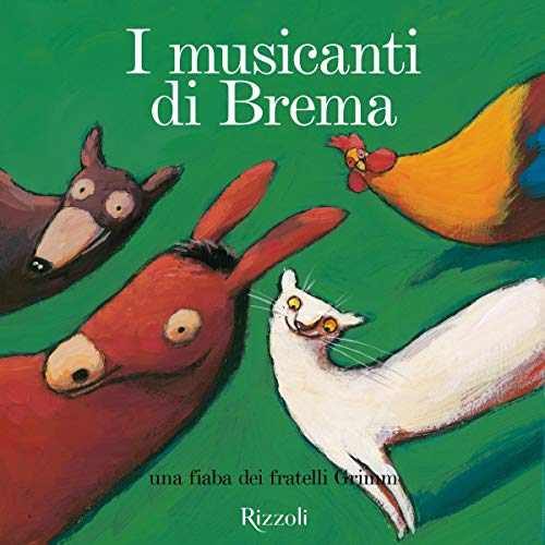 I Musicanti di Brema audiobook cover art