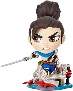Riot Games Unisex League of Legends Official Figure, Yasuo, One Size