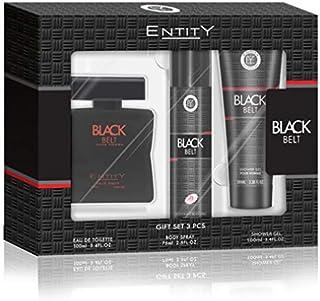 Entity Black by Entity for Men - Eau de Toilette, 100ml