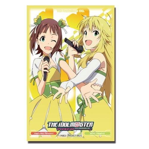Bushiroad Sleeve Collection HG Vol.152 The Idolmaster [Haruka/Miki]