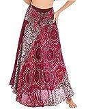 Vestido Bohemia Mujer Casual Estampada Talla Grande Falda Largas de Flores para Playa Primavera Verano Halter Estilo Boho Gitano para Mujer Vacaciones Fiesta