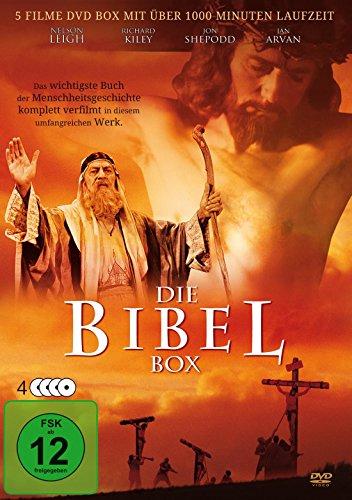 Die Bibel Box [4 DVDs]