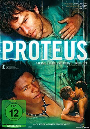 Proteus - Meine Liebe ist deine Freiheit (OmU) [Alemania] [DVD]