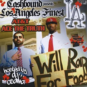 WILL RAP FOR FOOD, VOL. 1