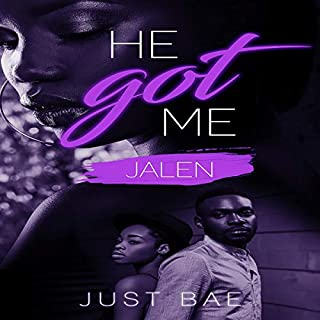 He Got Me: Jalen audiobook cover art