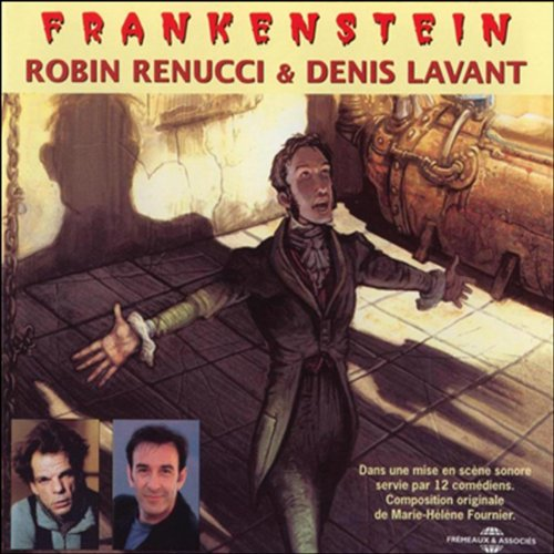 Frankenstein [French Version] audiobook cover art
