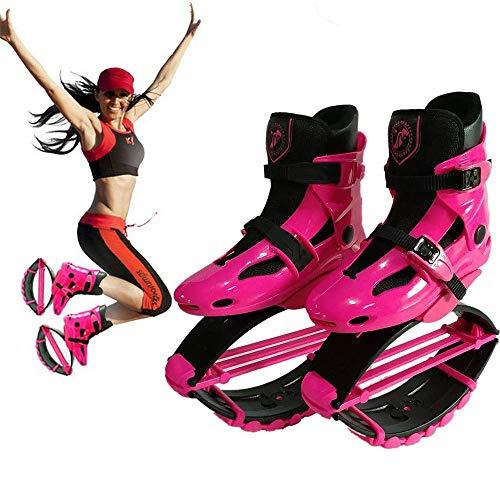 GxYue Unisex-Bounce-Schuhe - Air Kicks, Anti-Gravity-Laufstiefel für Erwachsene, Jugendliche und Kinder - Trampolinschuhe für Fitness, Laufen, Basketball Jump