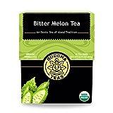 Organic Bitter Melon Tea 18 Bleach-Free Tea...