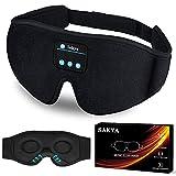 Sakya Sleep Headphones, Bluetooth Wireless Music 3D Eye mask,...