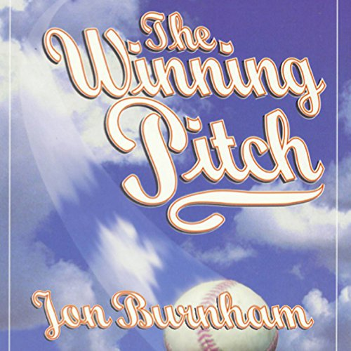 The Winning Pitch audiobook cover art