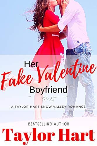 Her Fake Valentine Boyfriend by Taylor Hart ebook deal