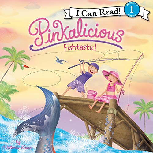 Pinkalicious: Fishtastic!  By  cover art