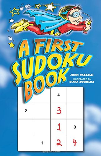 A First Sudoku Book (Dover Children's Activity Books