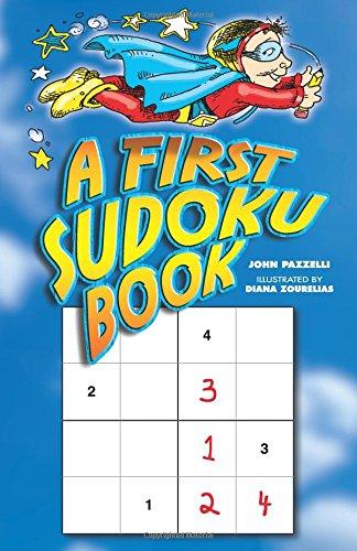 A First Sudoku Book (Dover Children's Activity Books)