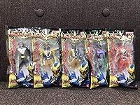 ソフビヒーロー 騎士竜戦隊リュウソウジャー2 全5種セット フルコンプ