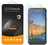 (3 Pack) Supershieldz for Samsung (Galaxy S7 Active) (Not Fit for Galaxy S7 Model) Tempered Glass Screen Protector, Anti Scratch, Bubble Free