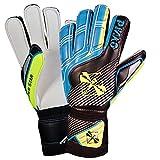 PiNAO Sports - Torwarthandschuh, Größe 6-8 [Fußballhandschuhe, Kinder, Fingerschutz, Fingersave] (8)