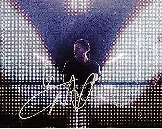 Calvin Harris Signed 8x10 Photo w/COA I Created Disco EDM Dubstep #1
