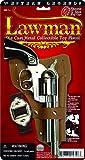 Parris Classic Quality Toys EST. 1936 Western Legends Lawman Die Cast Metal Cap Pistol