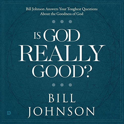 Is God Really Good? audiobook cover art
