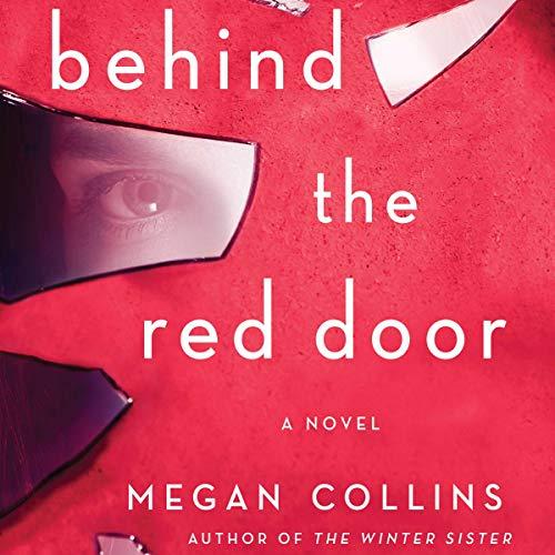 Behind the Red Door audiobook cover art