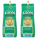 ライオンコーヒー アンチオキシダント ココナッツ 227g (2個)