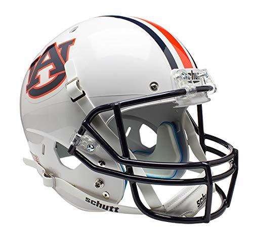 Schutt NCAA Auburn Tigers Replica XP Helmet , White