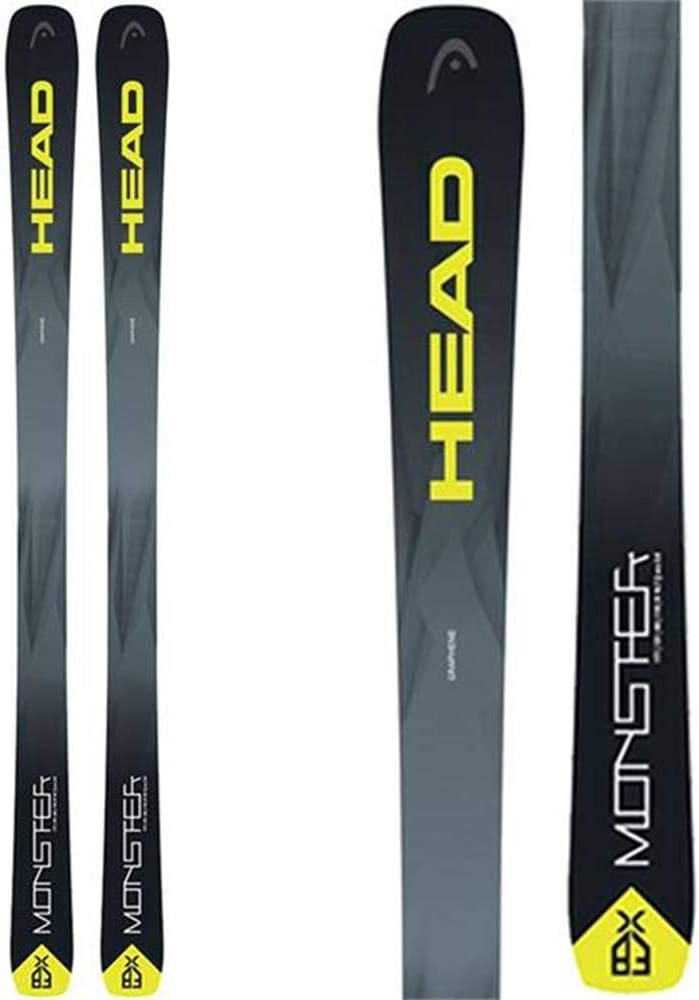 Ranking TOP13 HEAD Monster 83 SW Ski Daily bargain sale 2019 163 Yellow Neon - Black