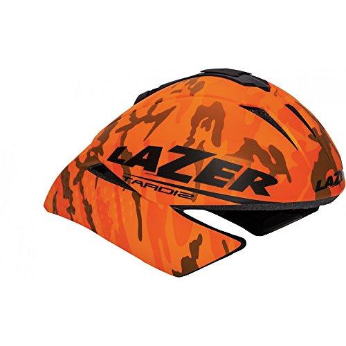 Lazer Rennradhelm Helm Tardiz schwarz (Größe: 52-58 cm)