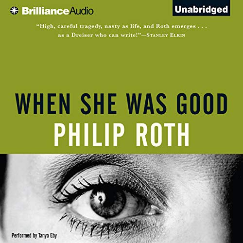 When She Was Good audiobook cover art