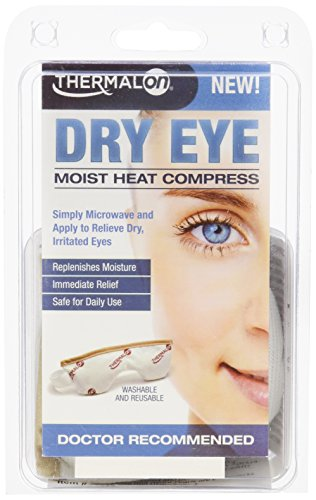 Thermalon Microwave Activated Moist Heat Dry Eye Compress