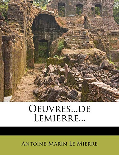 Oeuvres...de Lemierre...