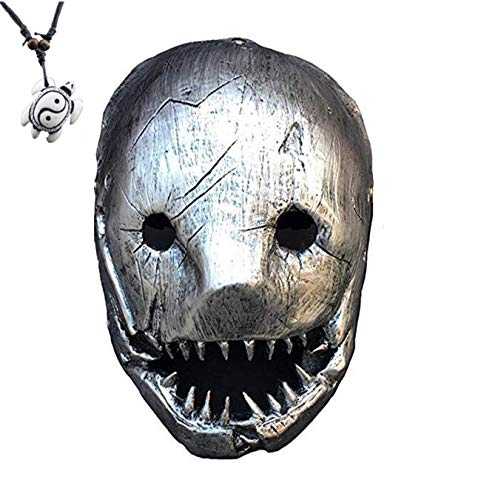 Party Cosplay Mask for Adult Kids Deluxe Masquerade Costumes Horrible Butcher Halloween Costume Full Face