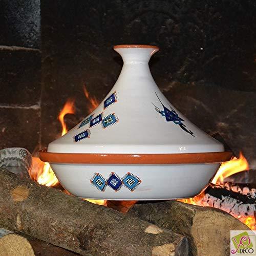 Tajine Sahel bleu - D 31 cm