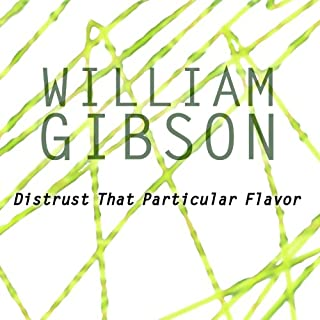 Distrust That Particular Flavor cover art