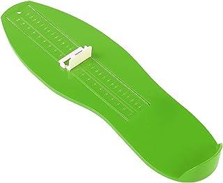 NCONCO Dispositivo de medición de pie de 0-30 cm, medidor de medida de pie de talla de EE. UU. y UE