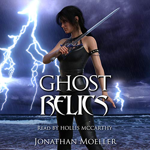 Ghost Relics  By  cover art