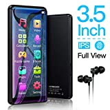 Best MP3 Players - MYMAHDI MP3 Player, High Resolution and Full Touch Review
