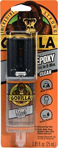 GORILLA 2-Part Epoxy Syringe
