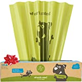 Earth Rated Extra Large Poop Bags, Unscented, Poop Bags for Large Dogs, 225 Bags on a Large Single Roll, Each Cat Poop...