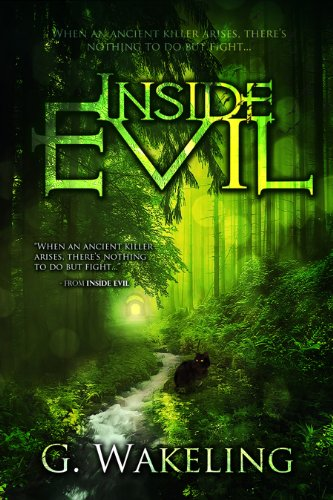 Book: Inside Evil by Geoff Wakeling