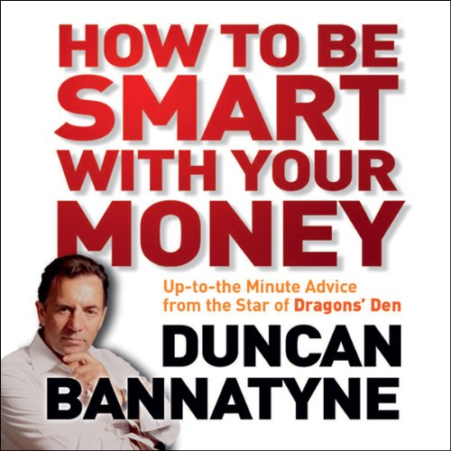 How to be Smart with Your Money audiobook cover art