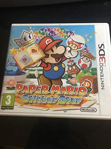 3DS Paper Mario: Sticker Star