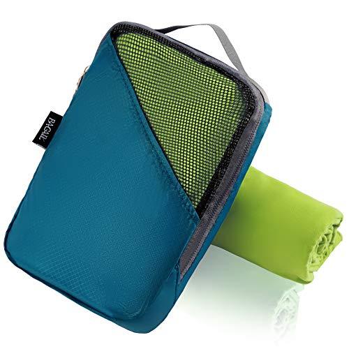 BAGAIL Basics Microfiber Towel Perfect Sports & Travel & Beach