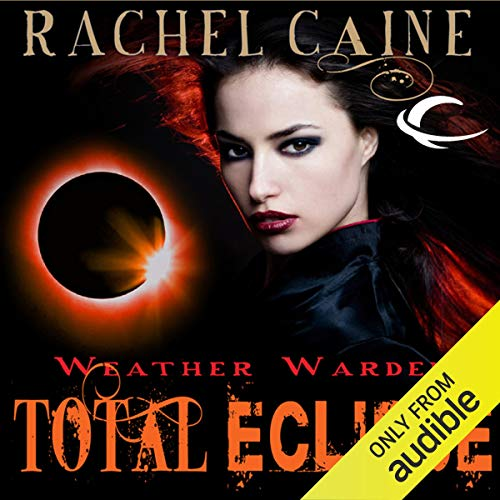 Total Eclipse     Weather Warden, Book 9              By:                                                                                                                                 Rachel Caine                               Narrated by:                                                                                                                                 Dina Pearlman                      Length: 9 hrs and 49 mins     29 ratings     Overall 4.4