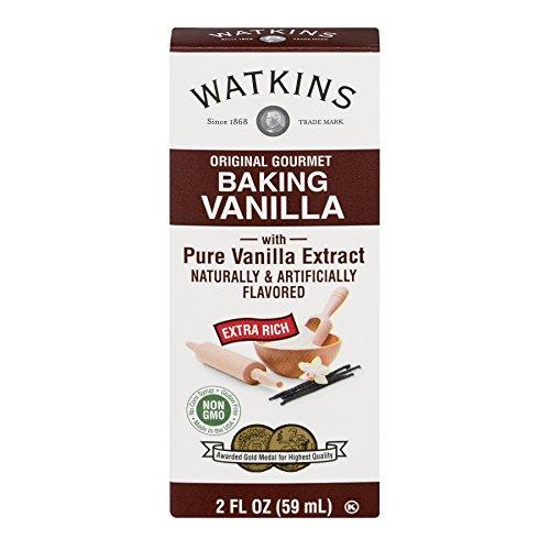 Watkins Original Gourmet Baking Vanilla, 2.0 FL OZ