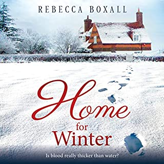 Home for Winter audiobook cover art