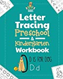 Letter Tracing Preschool & Kindergarten Workbook: Learning Letters 101 - Educational Handwriting Workbooks for Boys and Girls Age 2, 3, 4, and 5 Years ... (Top Gift in Toys, Games and Activities)